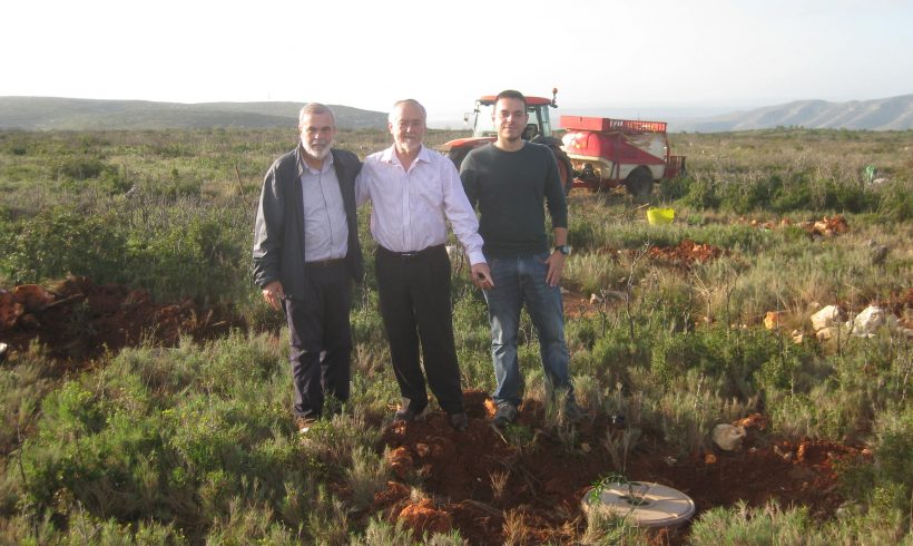 Mayor visits plantation site in Tous