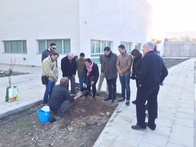 Segunda reunión oficial del consorcio en Almería