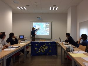 During the meeting in Almeria, the monitoring procedures were fine-tuned and discussed.