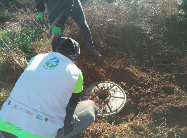Para garantizar una plantación exitosa en los terrenos más desfavorables, el proyecto LIFE+ Olivares Vivos ha optado para la tecnología Cocoon.