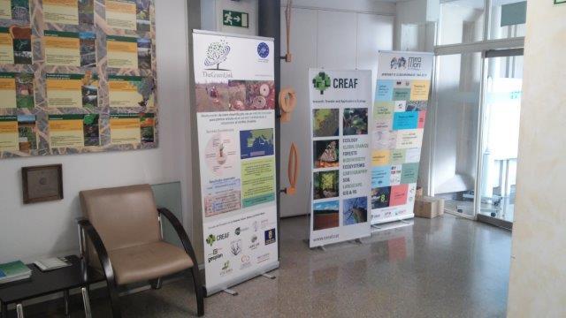 Creaf publicita el proyecto Life The Green Link
