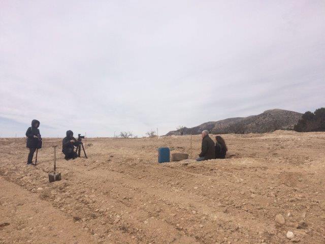 Reportaje del proyecto en la revista online Historias de Luz