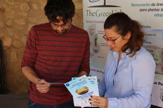 Invitación a la conferencia final del proyecto LIFE Operación CO2