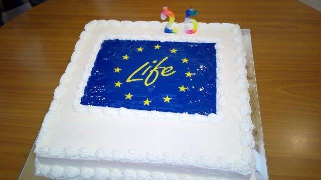 Celebración del 25º Aniversario del Programa LIFE
