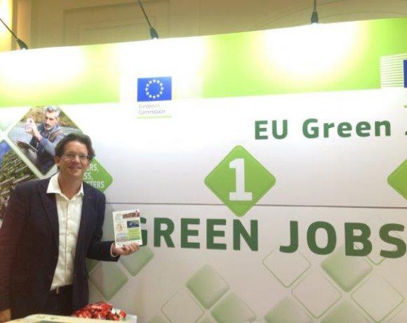VOLTERRA visita la cumbre Green Week en Bruselas
