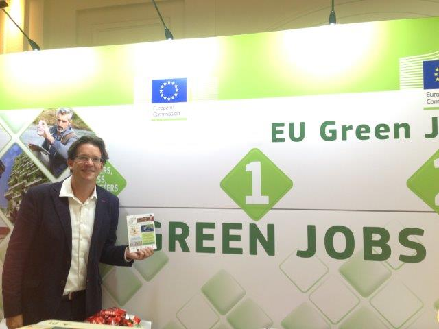 VOLTERRA attends the EU Green Week summit in Brussels