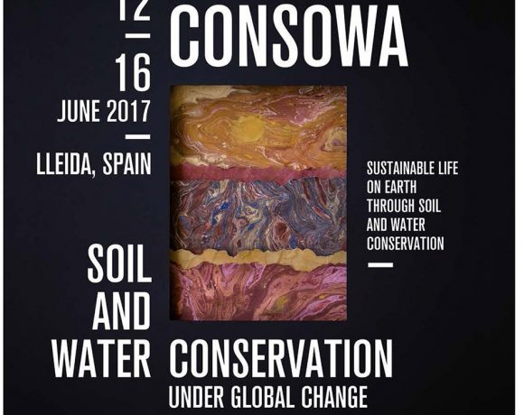 Participación en la conferencia internacional CONSOWA 2017- Lleida