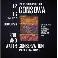 Participation in an international conference CONSOWA-Lleida