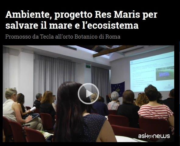 Van Leijen Srl participates to workshop Conservation and Management of Mediterranean Coastal Areas and meets LIFE projects' RES MARIS and REDUNE partnerships