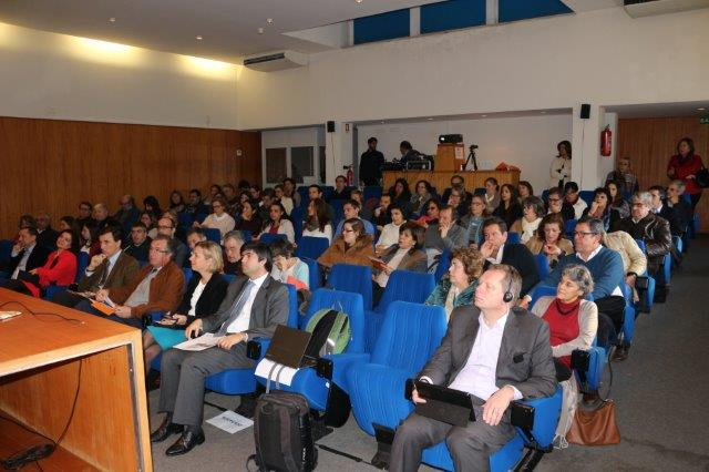 Asistencia al seminario: Cómo hacer frente al cambio climático, Lisboa
