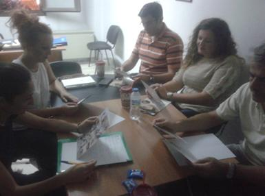 Meeting at the Agricultural Association of Regional Unit of Kozani