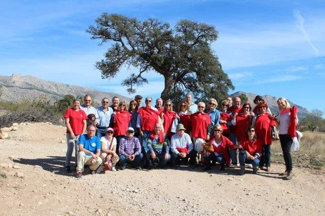 Succesful inauguration day in Chirivel, Almería