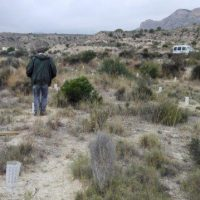Monitoring in the Jijona area, Alicante