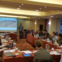 Fourth steering committee meeting in Athens
