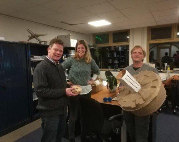 Volterra visita Landlifecompany en Amsterdam el 30 de noviembre