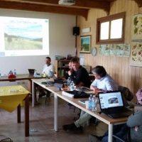 Reunión en Soveria Mannelli (Italia)
