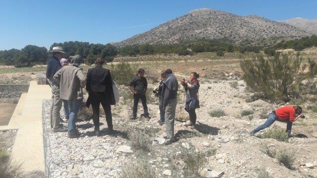 El Fondo de Desarrollo de Capital de las Naciones Unidas (UNCDF) visita The Green Link