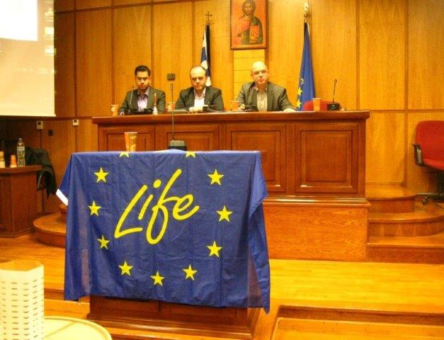 Technical seminar into the framework of the project LIFE Green Link