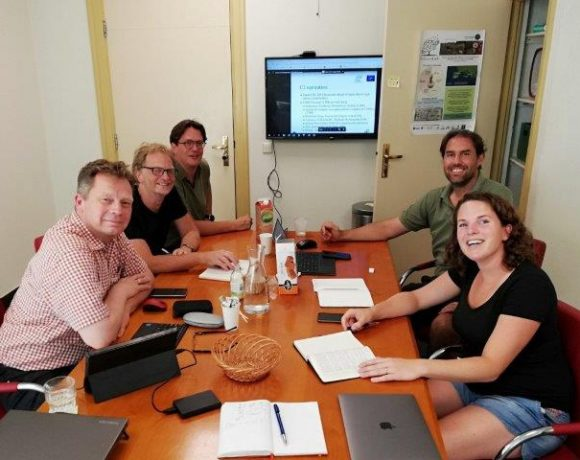 Technical meeting between Volterra and LLC in Amsterdam