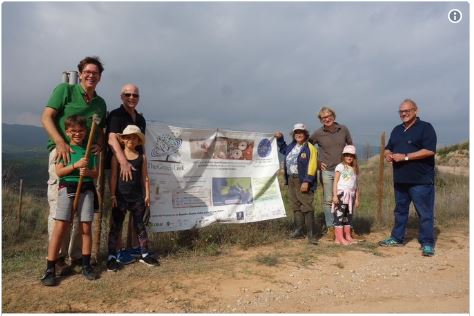 Tree planting together with Leaseplan and Land Life Company