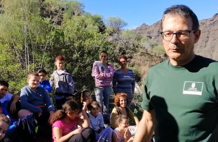 Actividades de replicación con niños y jóvenes de Mogán Bonito – vídeo
