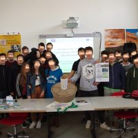 Local awareness events are being taken in Italy – Caldarelli Highschool