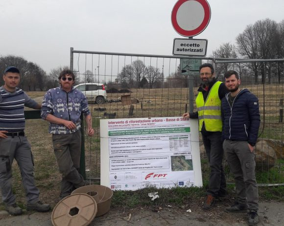 Replication in Italy with Urban Forestry