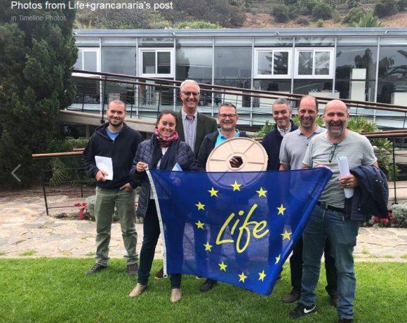 Actividades de concienciación y formación en Gran Canaria