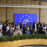 Exitosa jornada de Networking entre proyectos LIFE