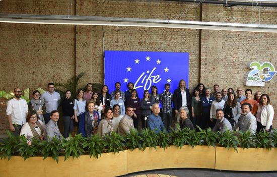 Promoting innovative adaptation strategies by networking with other LIFE projects