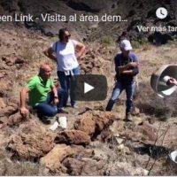 Continuamos con las visitas al área demostrativa en Gran Canaria! – vídeo