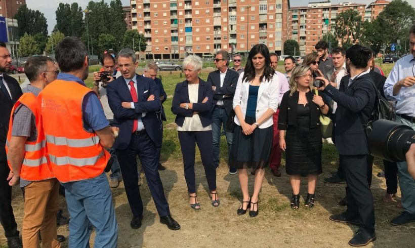 Actividades de replicación del proyecto LIFE-The Green Link en Turín