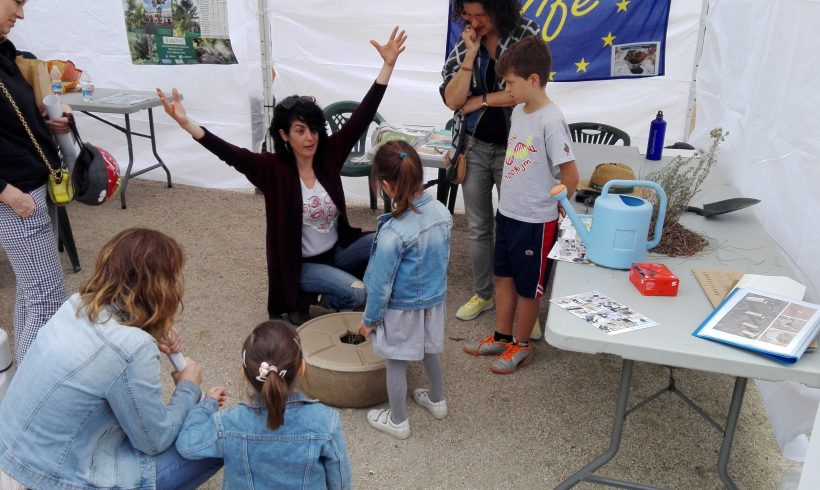 CIDE participated in the celebration of the Fascination of Plants Day