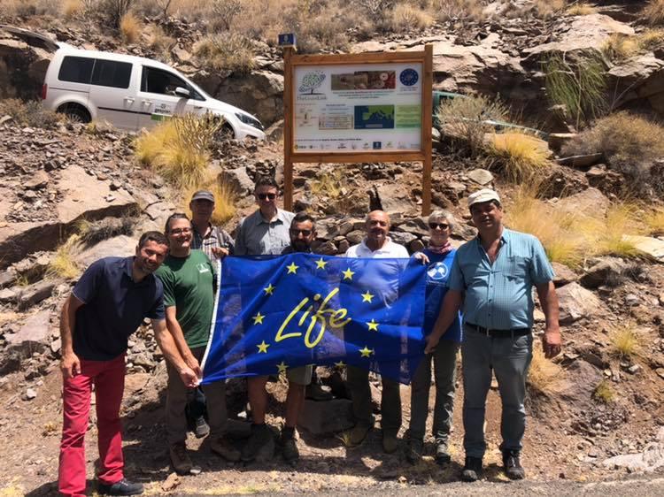 Penultimate visit to the Tifaracás area
