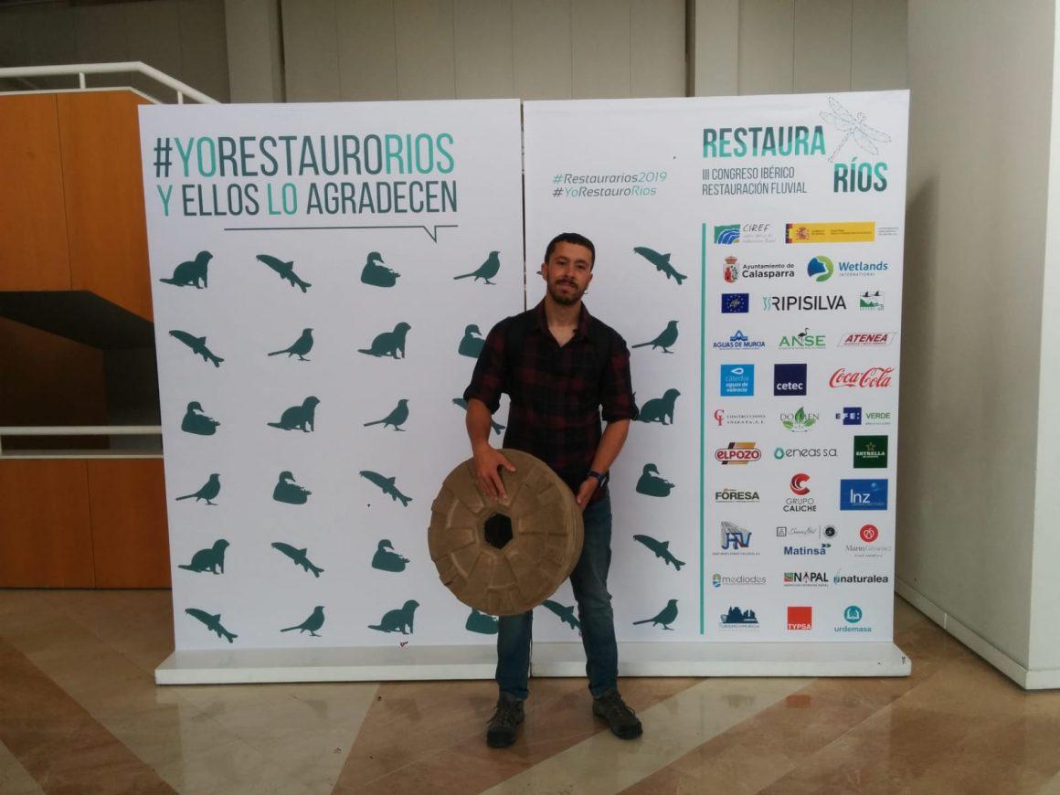 Volterra participa en el III Congreso Ibérico de Restauración Fluvial
