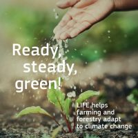 "LIFE the Green Link in the magazine ""Ready, steady, Green! """