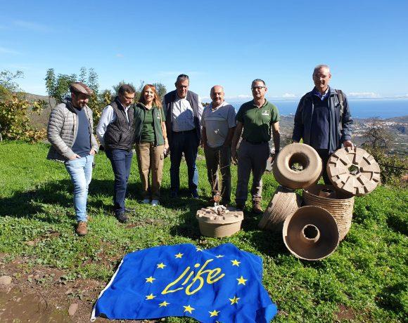 Replicación con Asociación de la Almendra de Gran Canaria