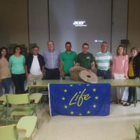 Evento informativo a grupos de interés en La Aldea