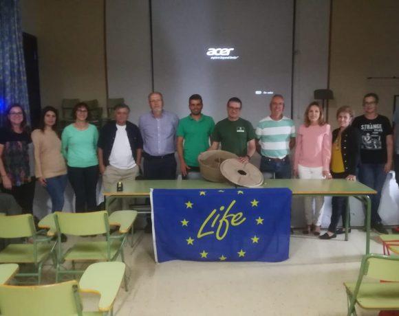 Awareness event to interest groups in La Aldea